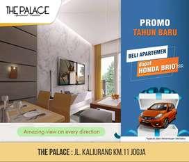 Apartemen The Place : Pilih Tipe Apartemennya, Nikmati Hadiah Mobilnya
