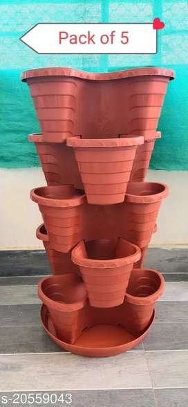 15 plants can be potted