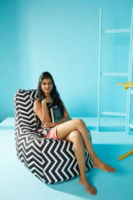 BEAN BAG SOFA CHAIR - FOR ADULT AND KIDS - DELIVERY ACROSS KERALA