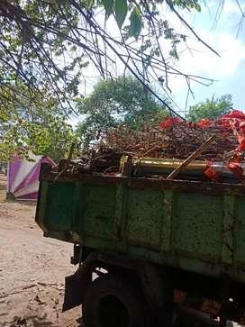 Buang Puing + Bongkaran Dump Truck