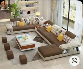 Modern Luxury sofas Emi Available Asif Furniture factory unit