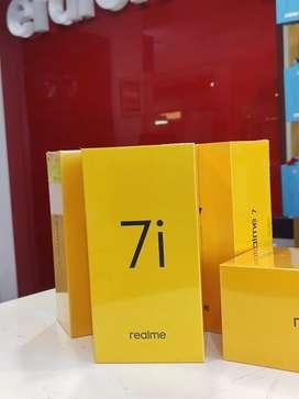 Realme 7i New Garansi resmi