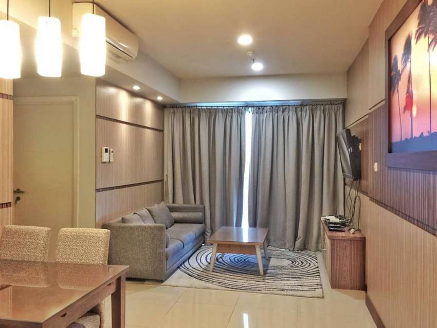 For Rent Apartment Casa Grande Residence 2BR luas 74 sqm Furnished 0