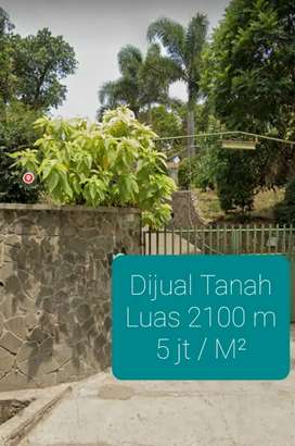 Tanah ex gudang murah sayap Ah. Nasution