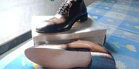 Sepatu Formal Dark Brown