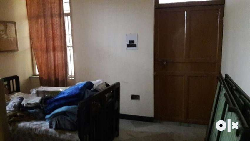 Semi-furnished Room with separate Kitchen & Toilet at Kabir Colony 0