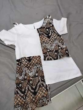 Baju batik atasan Merk Soure