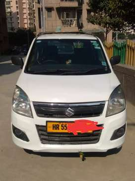 Good condition HR 55 Wagon r model 2017 LXI