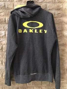 Oakley zip hoodie ori