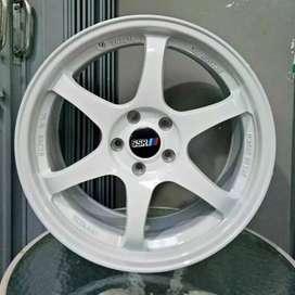 AMW wheels VELG SSR TIPE C R18X8 PCD 5X114.3 OFFSET 40
