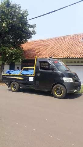 Jasa pindahan sewa pick up dan truk dr