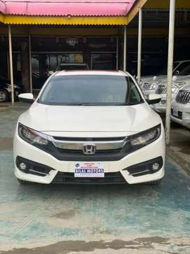 Honda civic ug2020 bank leased