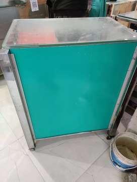 Counter stell & glass
