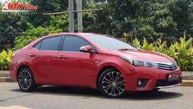 Toyota All New Altis 1.8V AT 2014 Pjk Pnjg 1Thn