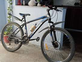 Typhoon Gear Bicycle in good and running condition,