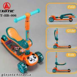 Scooter/Skuter  Exotic ET-HB 006