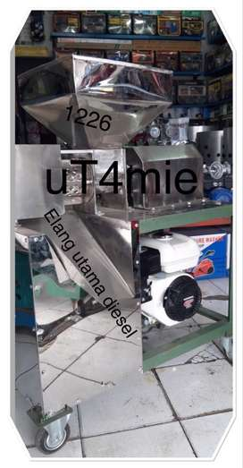 PerasSantan A22 kapasitas 30kg/jam