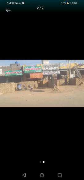 3 Shops for sale in Mianwali City