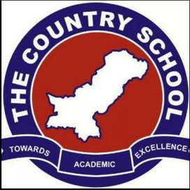 The Country School (Shah Rukn-e-alam Multan)Female staff required