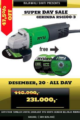 GERINDA RYU RSG100-3