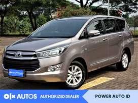 [OLX Autos] Toyota Kijang Innova 2017 V 2.0 Bensin A/T #Power Auto ID