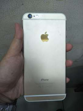 Iphone 6+ (6 plus) gold 64gb