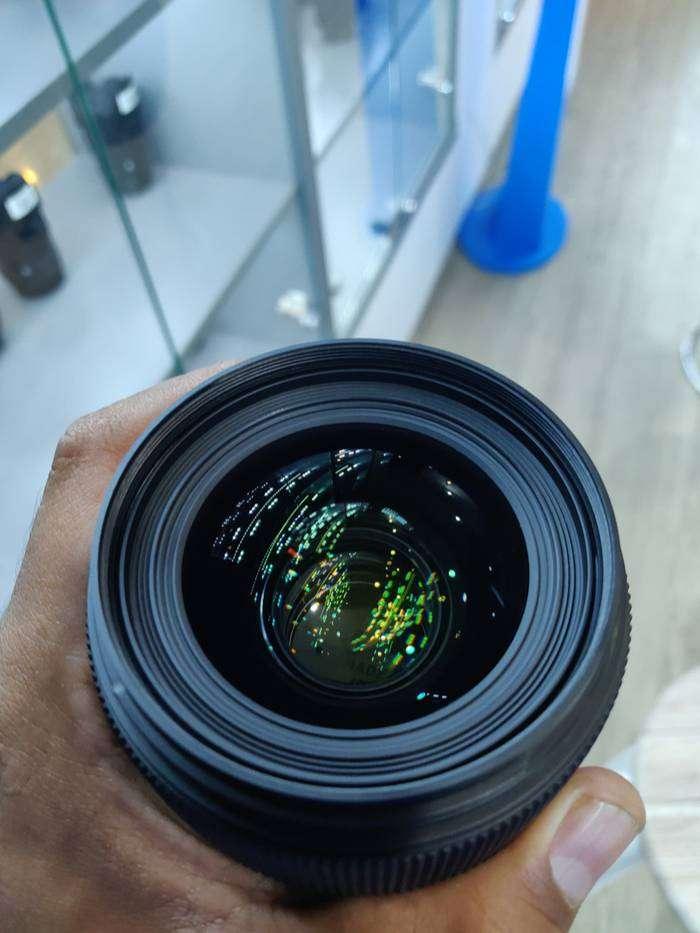 Sigma 35mm f1.4 DG HSM ART for Canon Full Set. Super Mint Condition 0