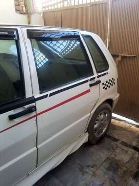 fiat uno cultus shave 2002 exchange posibal