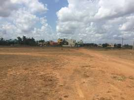 Maraimalai nagar near dtcp approved plot available in 1km from gst
