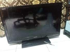 Sharp aquos tv flat 32 in