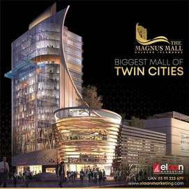 Shop/Unit for Sale in Food Court in The Magnus Mall Gulberg Islamabad