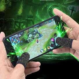 Sarung Jari Jempol Jari Telunjuk Gaming PUBG FF ML MOBILE LEGENT