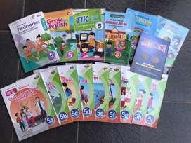 buku paket anak kelas 5 SD