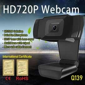 WEBCAM HIGH SOLUTION 720 P