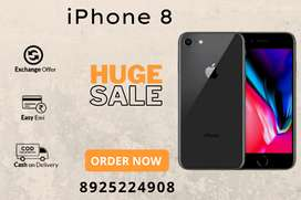 iPhone 8 64gb- iPhone 7 128gb - iPhone 6s 64gb - 0%EMI -Exchange Offer
