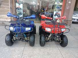 Double Safety Carrier Atv Quad 4 Wheels Bike Deliver In All Pakistan