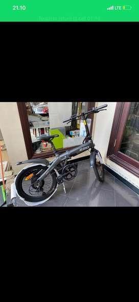 Baru Gres Sepeda Lipat Listrik Xiaomi Himo Z20 New