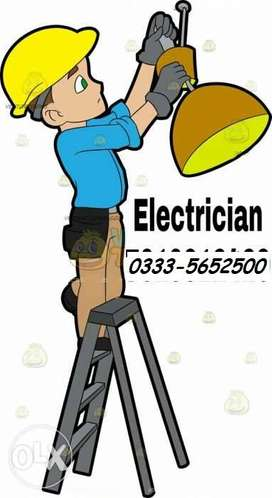 Electrician services available in Islamabad