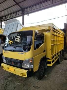 Mitsubishi Colt Diesel Canter Ps125HD 2016 Truck Bak Besi