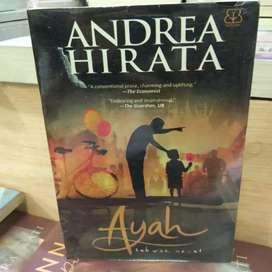 Novel Ayah Andrea Hirata