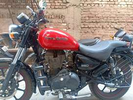 Bullet Thinderbird 350X 2600Km Driven Excellent Condition great Mileag