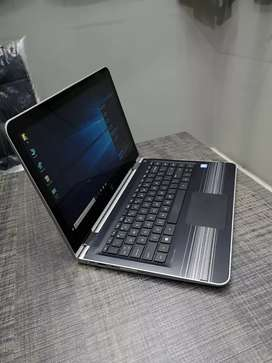 HP Pavilaion Laptop Core i5, 7th Generation, Fully Touch Screen x360.