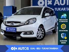 [OLXAutos] Honda Mobilio 1.5 E Prestige Bensin A/T 2014 Putih
