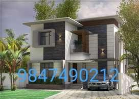 Karaparamba 4.75.cent 3 bhk new house