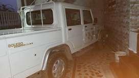 BOLERO CAMPER GOLD VX PRIVATE CAR GJ08BH2138