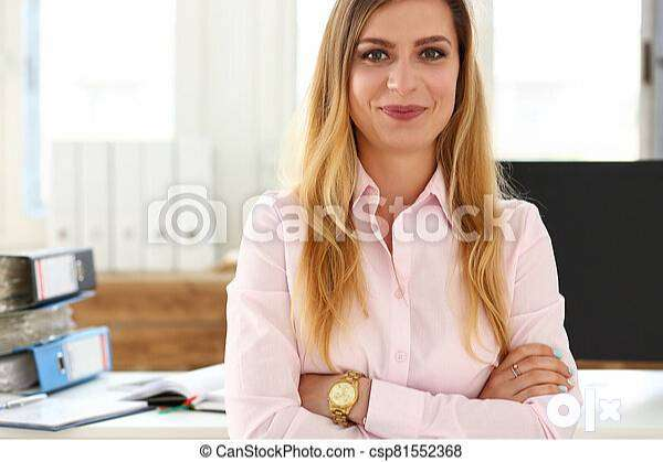 receptionist need in office