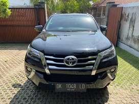 Toyota Fortuner VRZ 2017 Facelict Asli Bali