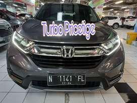 Honda All New CRV TURBO PRESTIGE AT 2019 GREY