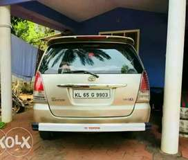 Innova toyoto for sale and ready for Exchanging