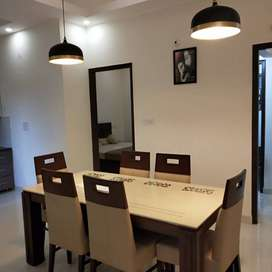 ONLY IN 25.85  FULLY FURNISHED 3 BHK FLAT AT KHARAR LANDRAN RD,MOHALI